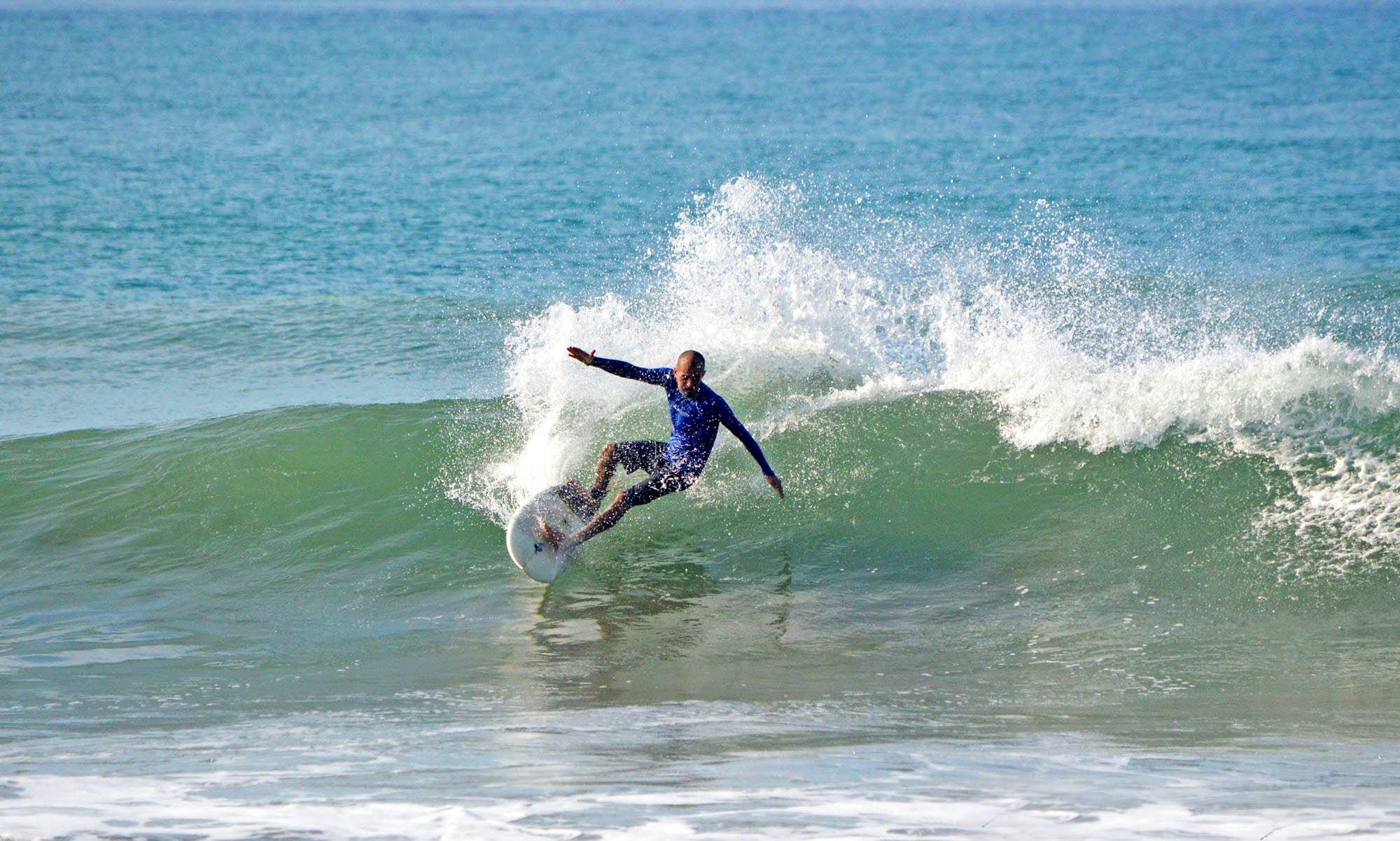 Surfing School Camp in Costa Rica
