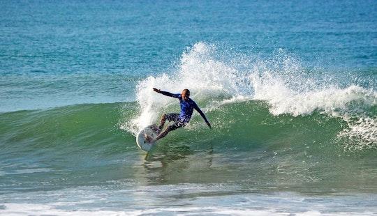 Surfing School Camp In Costa Rica