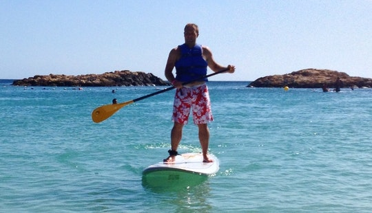 Paddleboard For Rent In Falmouth