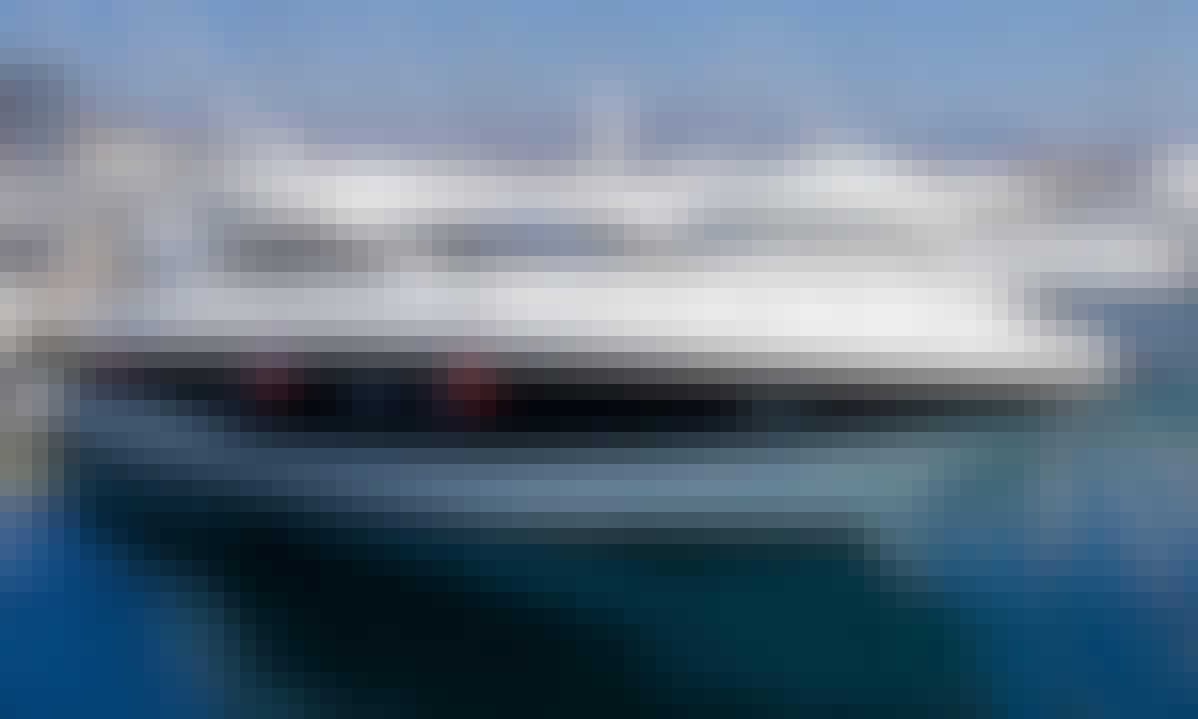 Charter a 4 person Sunseeker Portofino Motor Yacht in Split, Croatia
