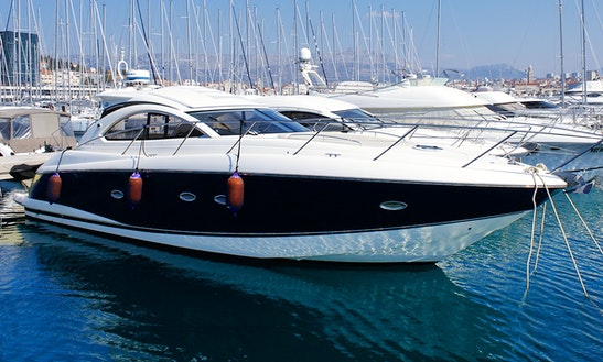 Charter A 4 Person Sunseeker Portofino Motor Yacht In Split, Croatia