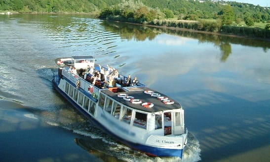 River Cruise With Splendid Meal In New Ross