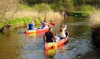 Canoe Rental in Silberstedt, Germany
