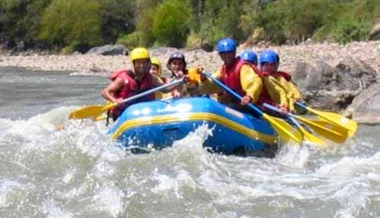 Amazing Rafting Trips In Cusco, Peru