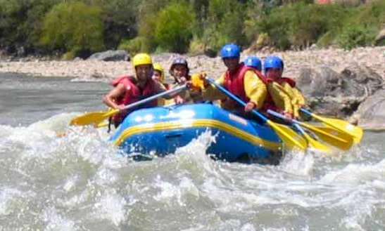 Amazing Rafting Trips In Cusco, Peru