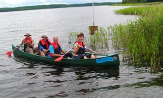 Canoe Rental in Kratzeburg, Germany