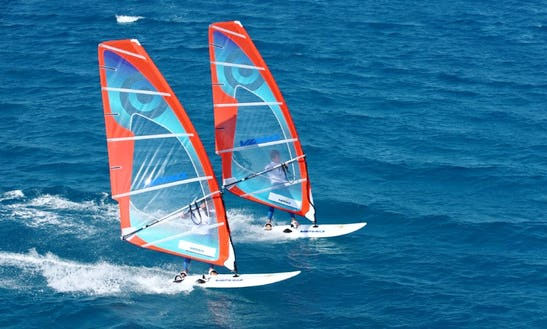 3 Hours Refresher Windsurfing Courses In Rodos, Greece