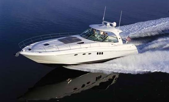 Searay Sundancer - Explore South Florida By Boat