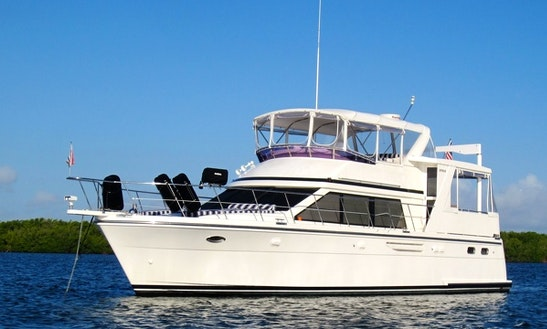 The Jefferson - South Florida Luxury Yacht Charter