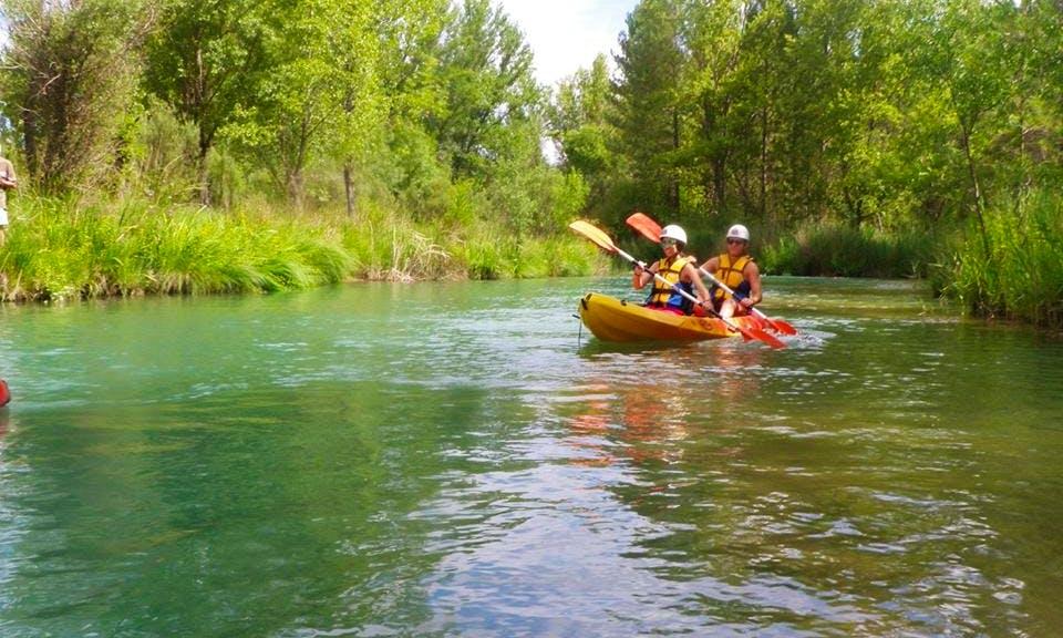 Canoeing In Cuenca