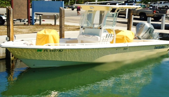 Backcountry And Tarpon Fishing Trips With Captain Billy In Florida Keys