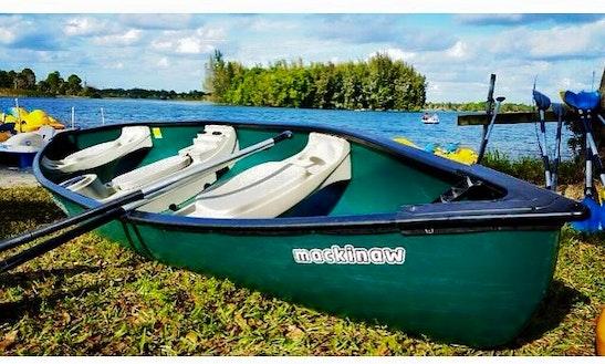 Canoe Rental In Okeeheelee Park