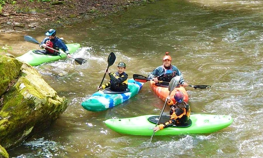 Kayak Rental & Trips in Silver Point, Tennessee