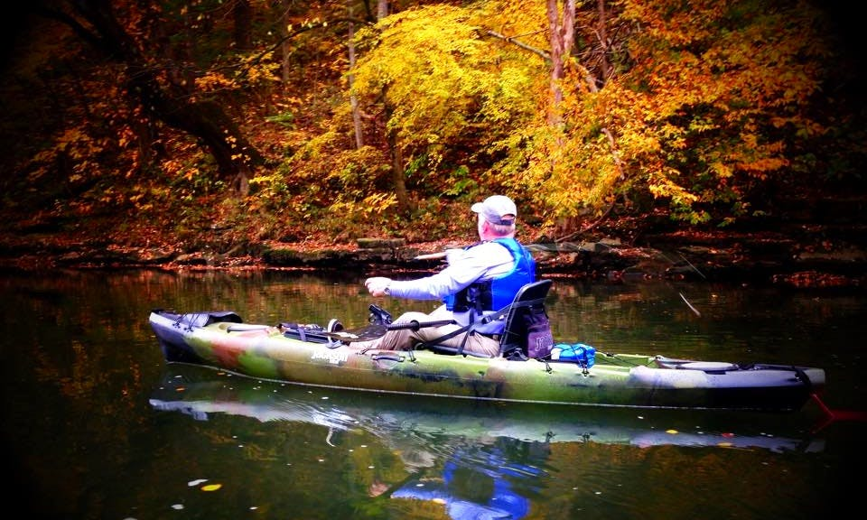 Jackson Kayak Riviera for Rent in Silver Point, Tennessee