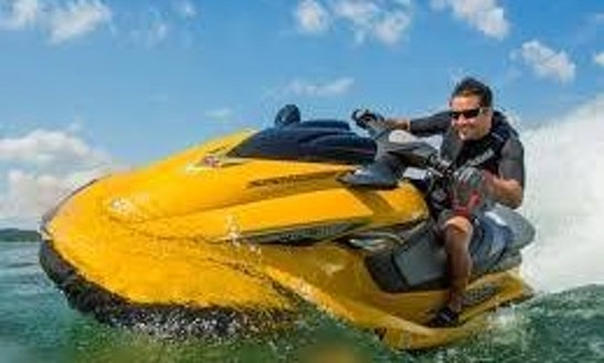 Yamaha Waverunner V1 Jet Ski Rental In Brigantine, New Jersey