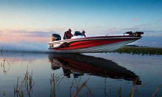Bass Boat Rental In Ruth B City Township