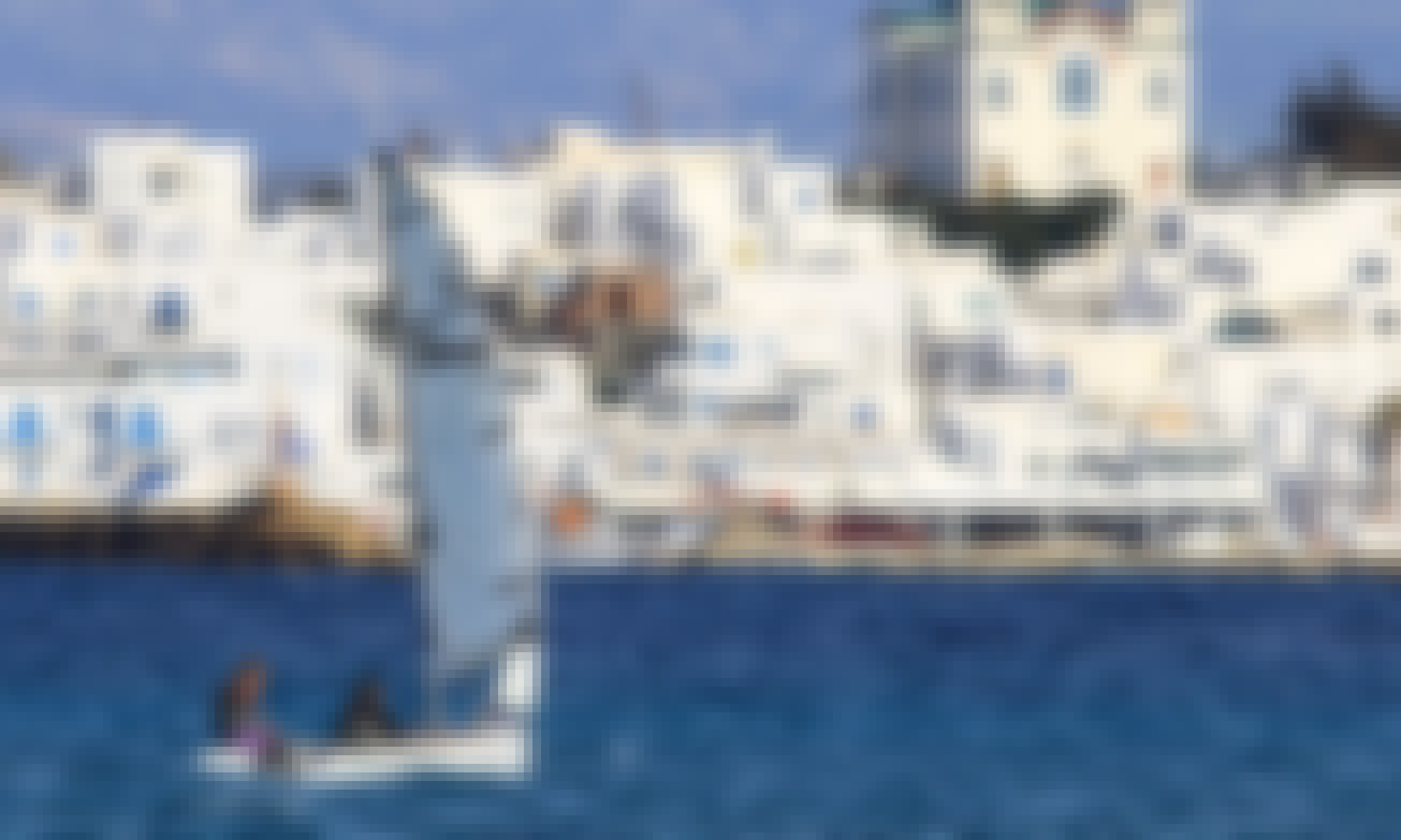 Omega 2 Dinghy Rental In Paros, Greece