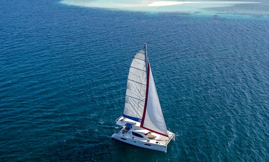 38' Cruising Catamaran Rental In Malé, Maldives