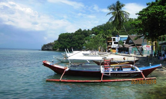 15 Pax Diving Boat Tour In Philippines