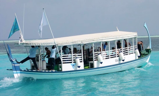 Scuba Diving In Goidhoo