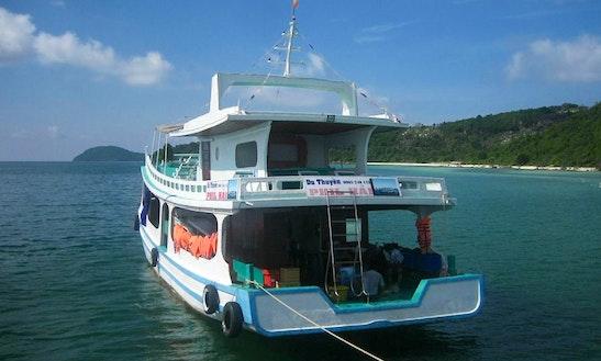 Amigos Diving Boat In Tp. Nha Trang