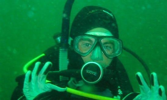 Discover Scuba Diving In Nottingham