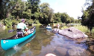 Canoe Rental In Caddo