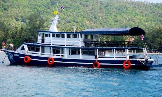 Mv Banzai(passenger Boat) In Phuket