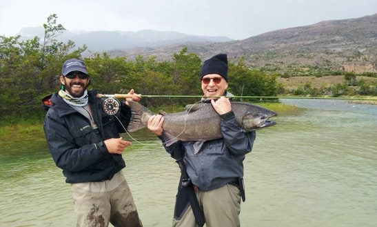 Patagonia Fly Fishing Tours In El Calafate