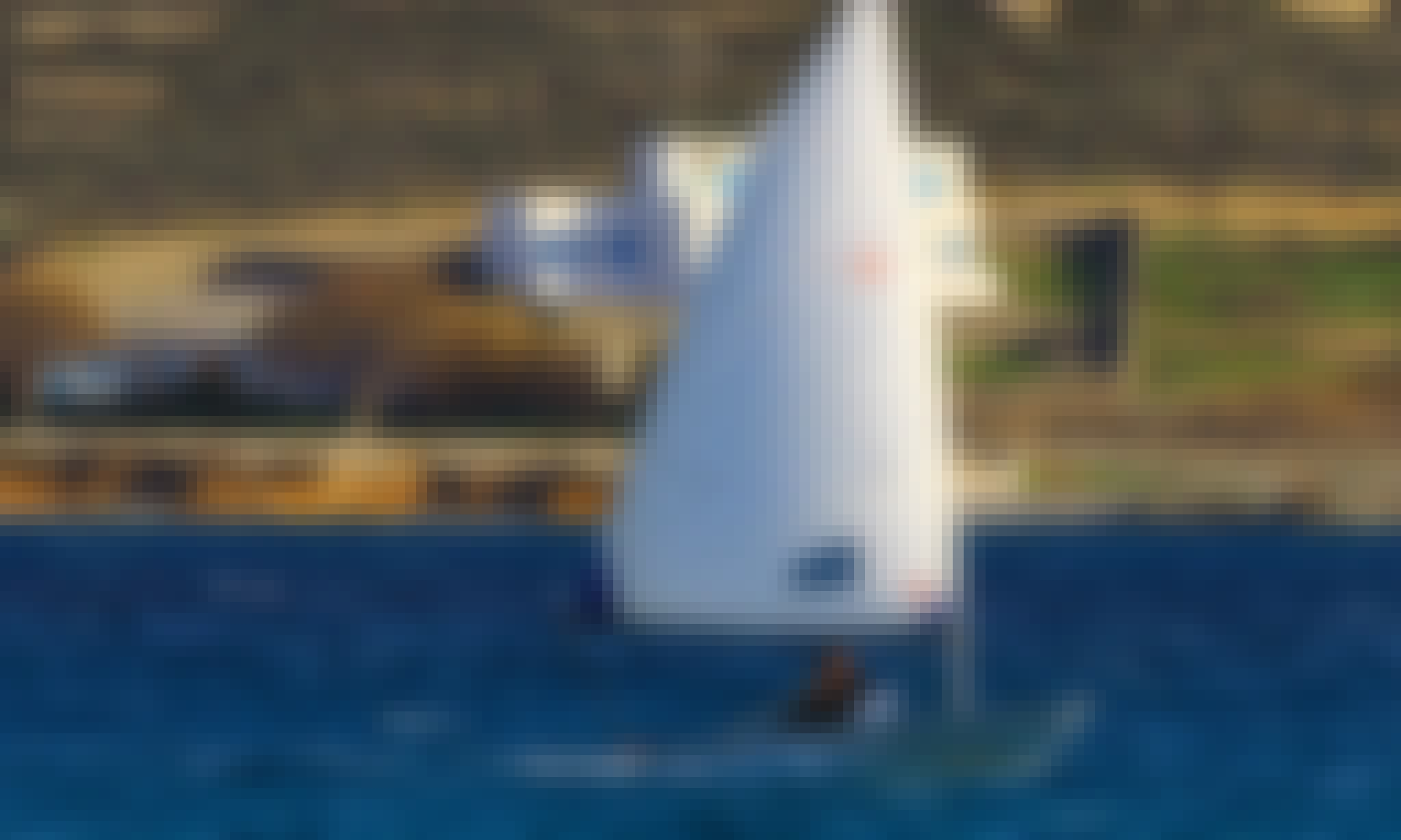 Dinghy Private Sailing Lessons in Paros - Naoussa Sailing Team