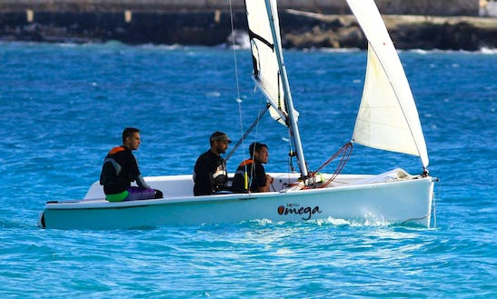 Omega Semi-private Sailing Lessons In Paros - Naoussa Sailing Team