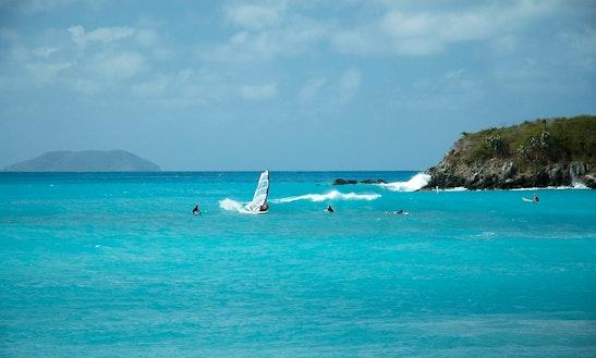 Windsurf Rental & Lessons In St John