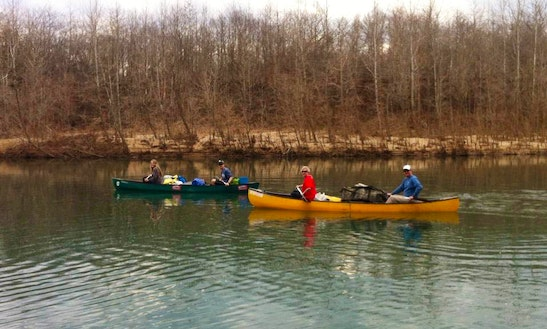 Canoe Rental & Float Trips In The Buffalo River