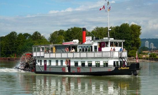 Passenger Boat Rental In New Westminster