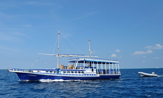 Sailing Charter On 63ft