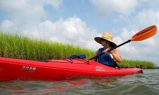 Kayak Rental In Saint Simons Island