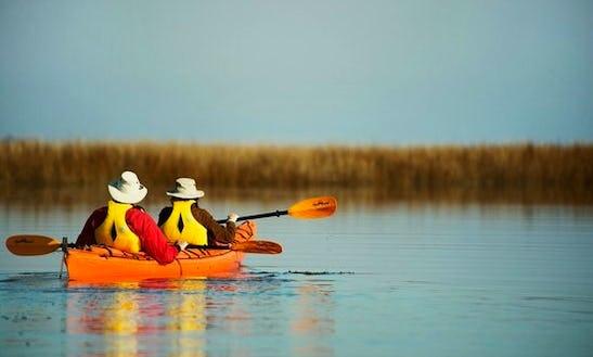 Tandem Kayak Rental In Jekyll Island