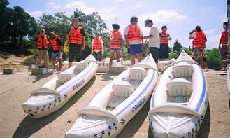 Kayak Rental in Nha Trang City