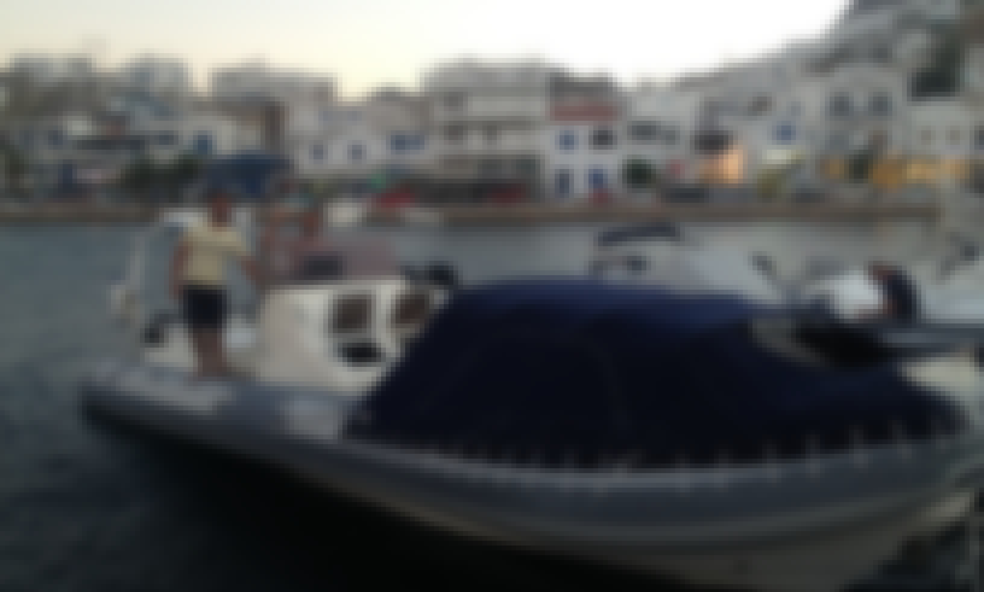 32' BWA 960 Inflatable Boat Rental in Anatoliki Attiki