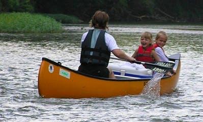 Canoe Trips for Kids In Kingston Springs