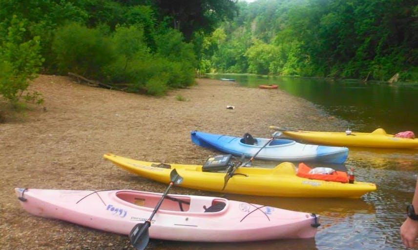 Kayak Trips In Kingston Springs