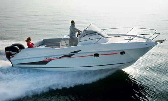 Rent The Flyer 850 Sd Boat In La Rochelle