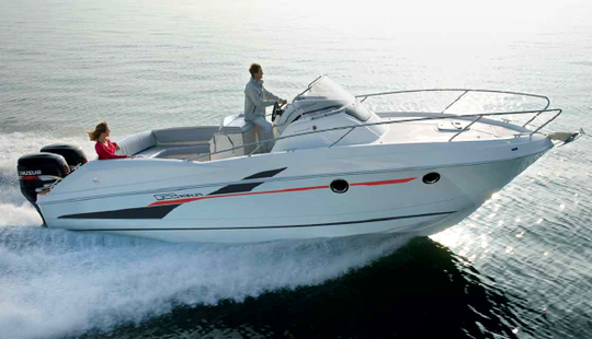 Rent The Flyer 850 Sd Boat In La Rochelle