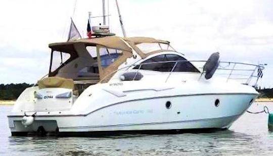 Rent The Beneteau Monte Carlo 32 Boat In La Rochelle