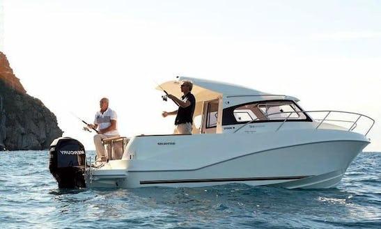 Rent The Quicksilver 640 Weekend Boat In La Rochelle