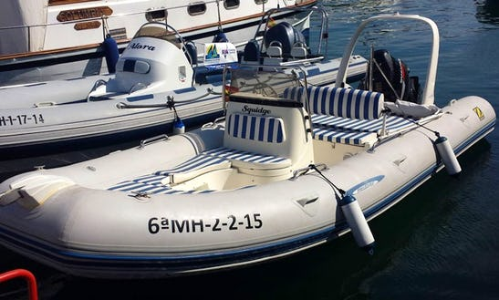 Rent The Zodiac Medline Ii Inflatable Boat In Mahón