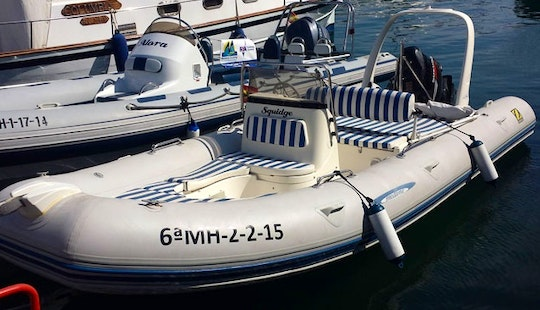Rent The Zodiac Medline Ii Inflatable Boat In Mahón