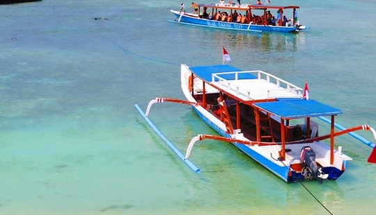 Fun Dives Boat In Lombok, Indonesia