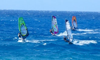 Windsurfing Rental & Lessons in Rodos