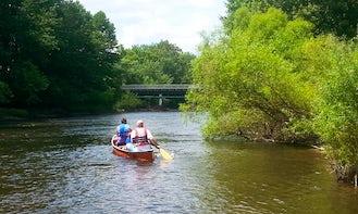 Canoe Rental & Trips in Cuyahoga Falls, Ohio